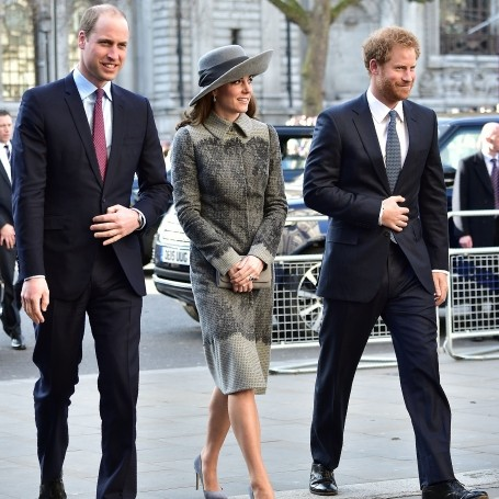 William, Kate and Harry share their ambitions to end stigma around mental health
