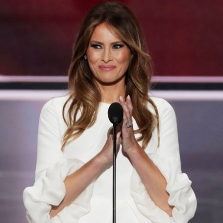 Ralph Lauren will reportedly dress Melania Trump for the inauguration