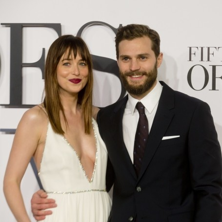 Dakota Johnson and Jamie Dornan open up about filming Fifty Shades Darker