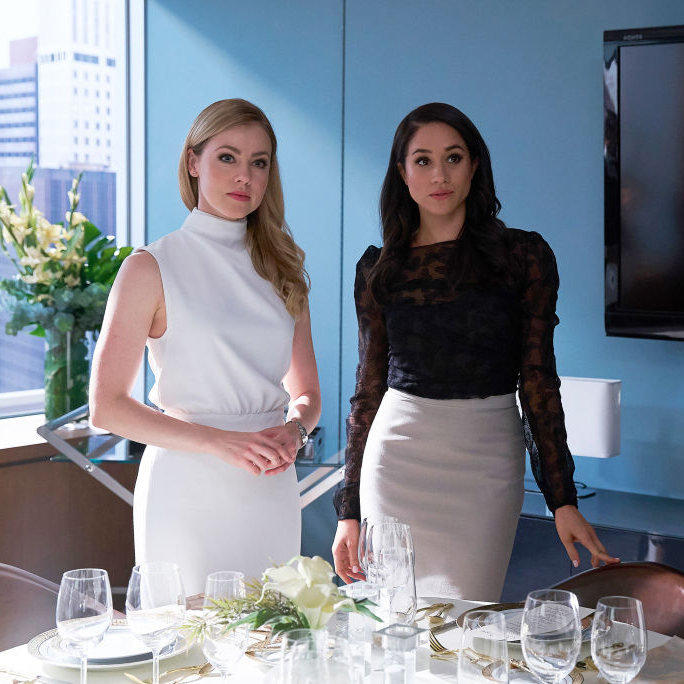 Gallery Meghan Markle Best Fashion Moments On Suits: Meghan Markle's Most Stylish Moments In Suits