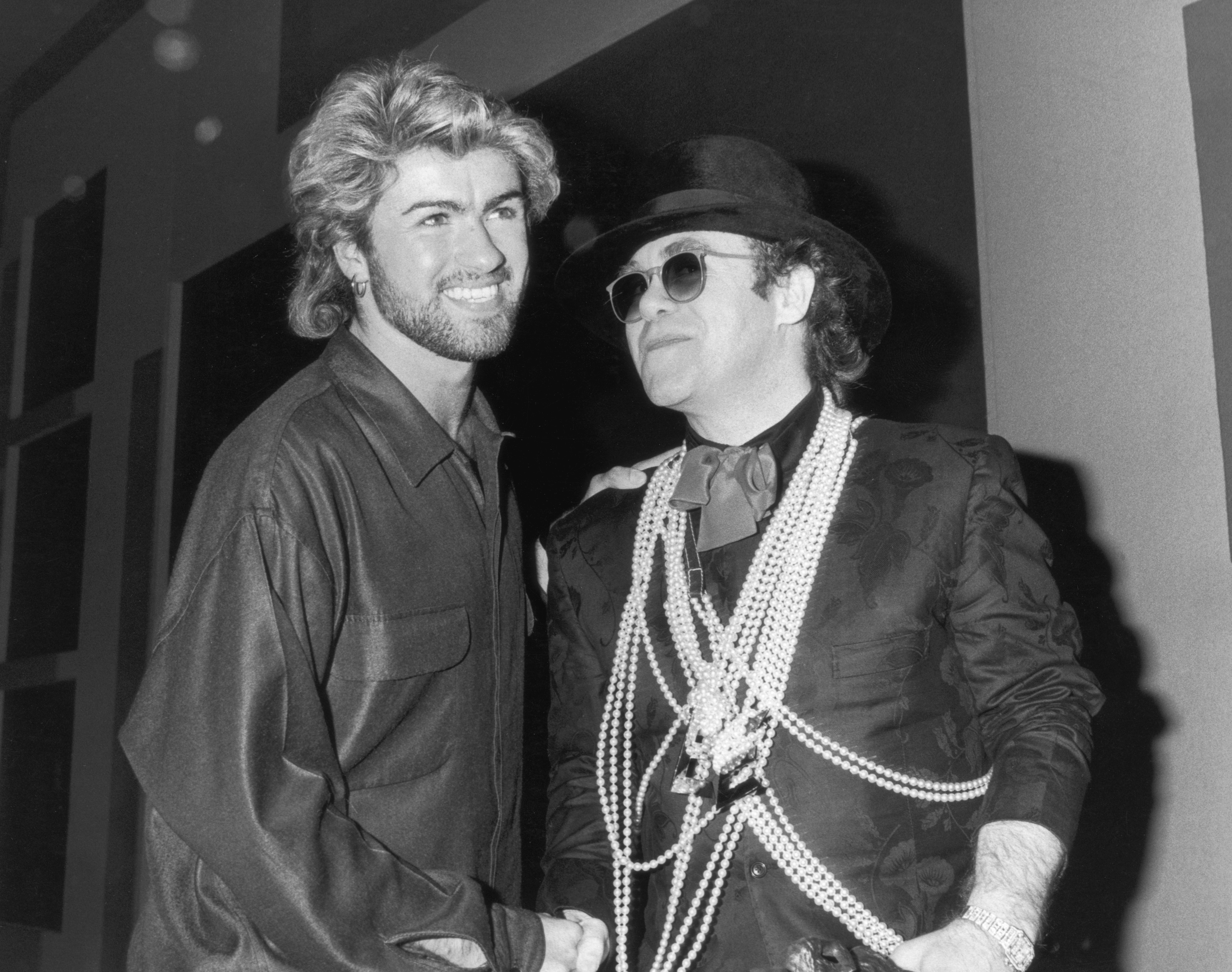 Elton John Pays A Beautiful Tribute To The Late George