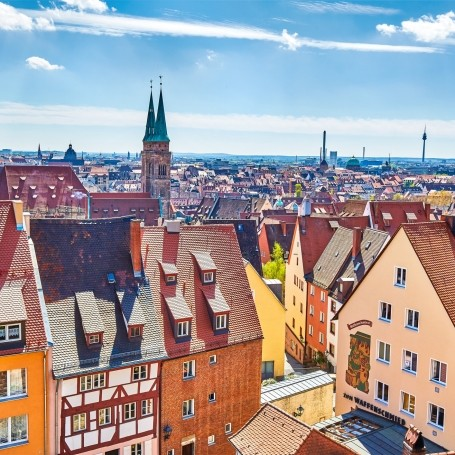 A fashion designer's guide to Nuremberg