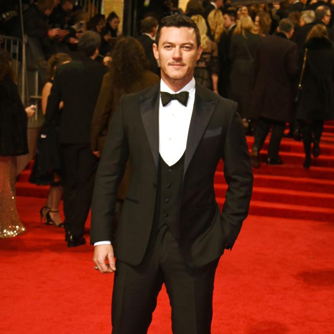 Best Dressed Men At The BAFTAs 2017 Red Online