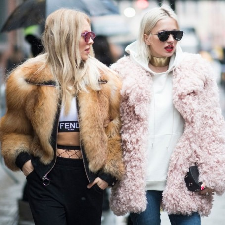 New York Fashion Week: the best street style looks