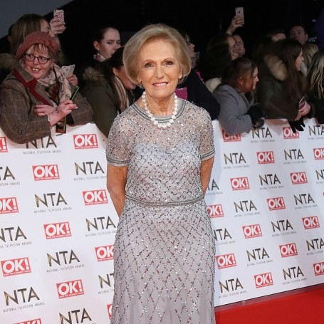 It looks like Mary Berry's replacement has been decided