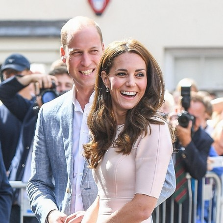 Prince William and Duchess Kate make their first official trip to Paris