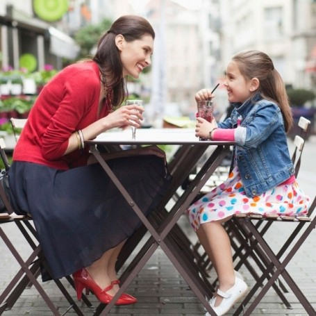Italian restaurant offers discount to families with well-behaved children