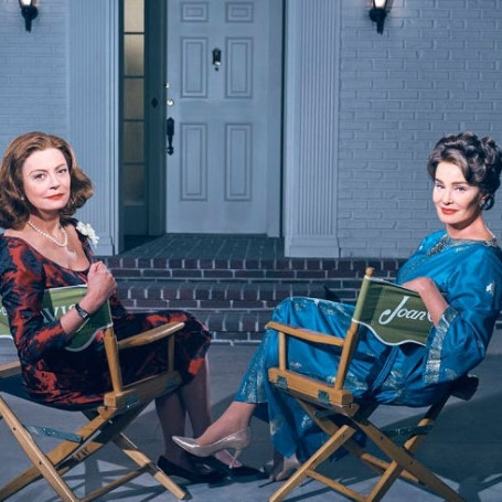Watch Susan Sarandon and Jessica Lange Face Off in 'Feud: Bette and Joan' Trailer