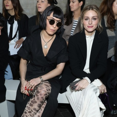 See all the famous faces on the front row at London Fashion Week AW17