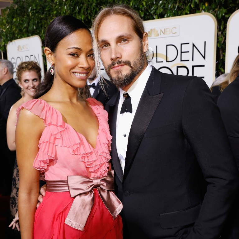 Zoe Saldana And Marco Perego Welcome Their Third Son Red