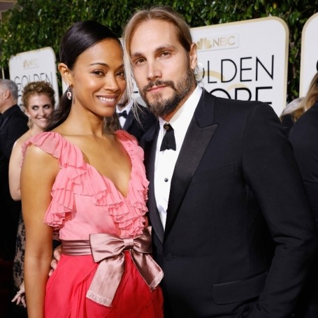 Zoe Saldana and Marco Perego welcome their third son
