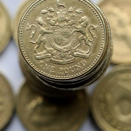 Time is running out to spend your round pound coins