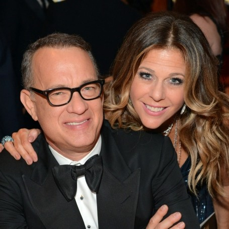 Tom Hanks helped his wife get through cancer in the sweetest way