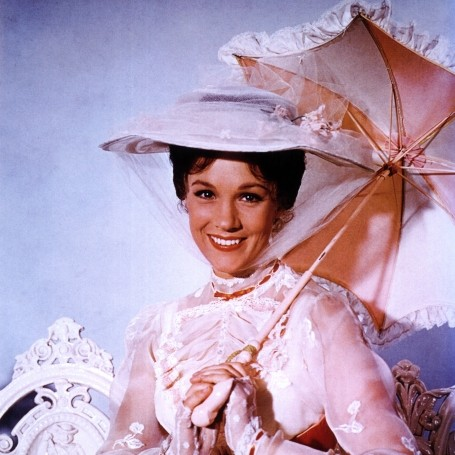 Julie Andrews reveals she nearly died filming iconic Mary Poppins umbrella scene