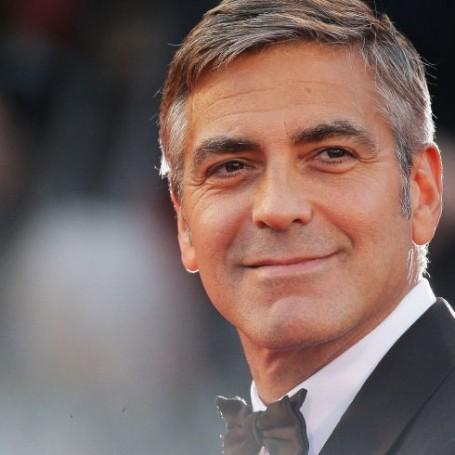 George Clooney accuses Donald Trump of being part of the Hollywood elite he so criticises
