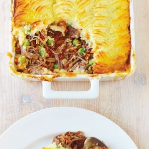 Fortnum & Mason shoulder of lamb shepherd's pie
