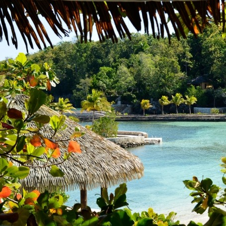 The Beachhuts at GoldenEye, Jamaica