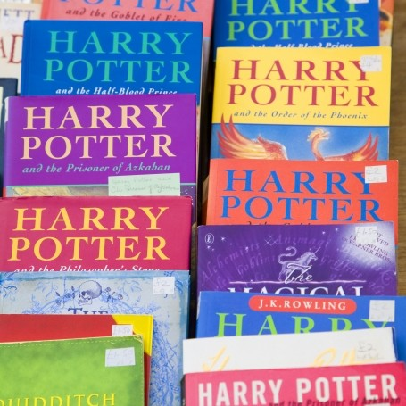 It's official, Harry Potter is the nation's favourite children's book character