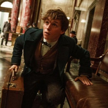 J.K. Rowling shares a preview of the next Fantastic Beasts film