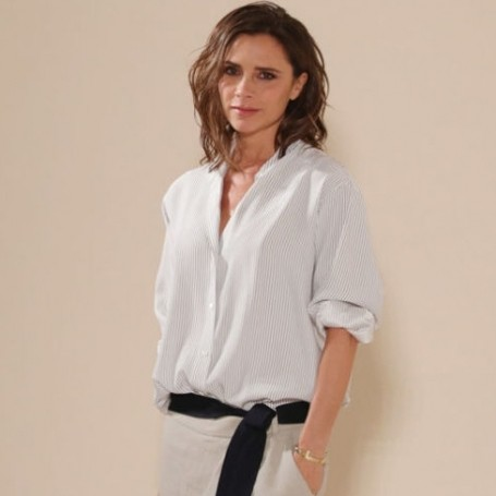 Victoria Beckham returns to her Spice Girls roots for her Target collection commercial