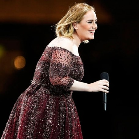 Adele's Beyoncé impersonation is magic