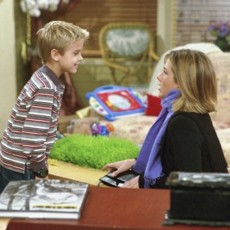 Ross' son Ben from Friends admits he was 'in love' with Jennifer Aniston all along