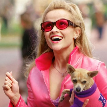 Reese Witherspoon is taking ideas for Legally Blonde 3