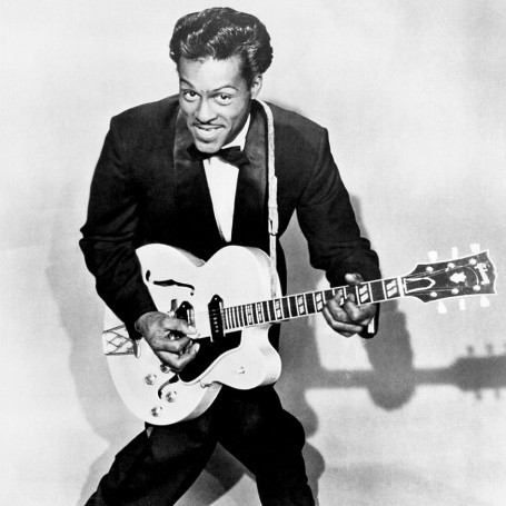 Chuck Berry has passed away