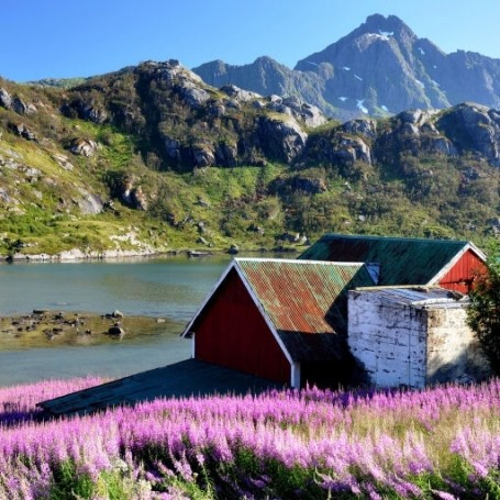 Norway is the happiest country in the world