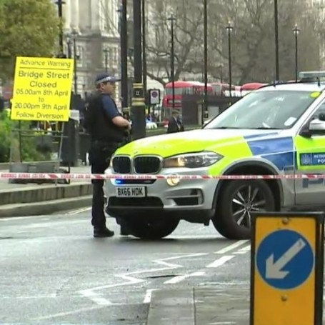 Everything We Know About The Houses Of Parliament Incident