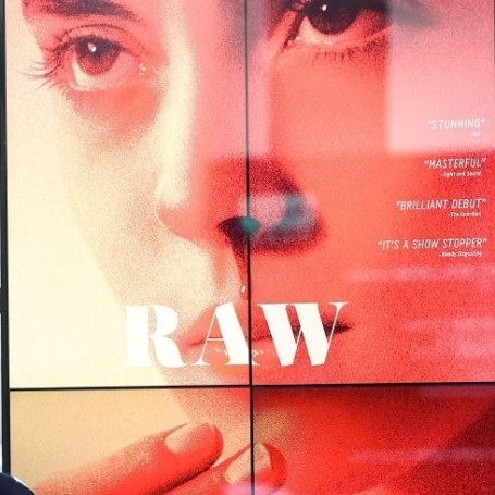 A cinema in LA is providing sick bags for French cannibal movie Raw