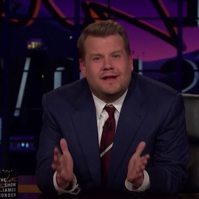 James Corden pays touching tribute to London while presenting The Late Late Show