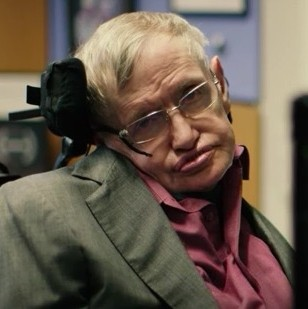 Stephen Hawking Auditions Celebrities To Be His New Voice