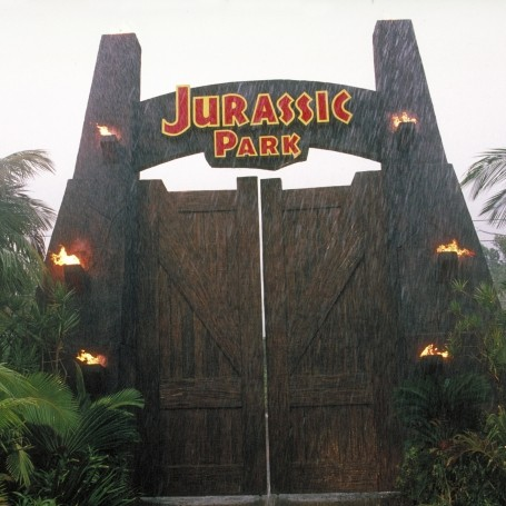 There's a real-life Jurassic Park opening in the UK this June
