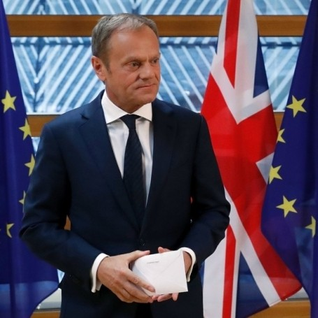 Donald Tusk tells Britain: 'We miss you already'