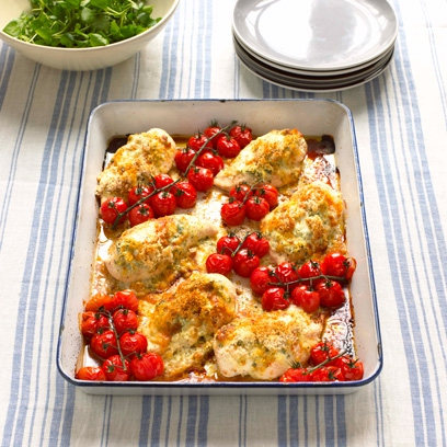 Mary berrys chicken with pesto dinner ideas red online forumfinder Choice Image