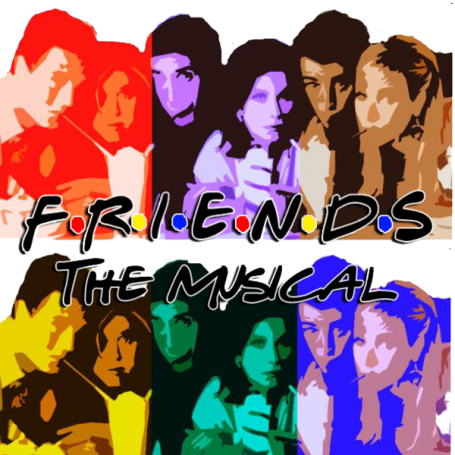 Friends the musical is actually happening
