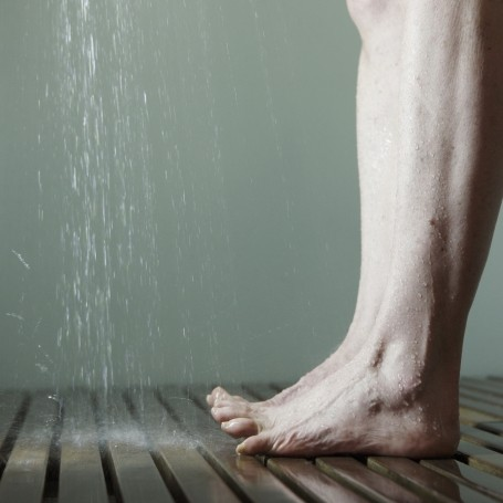 This is how often you actually need to shower