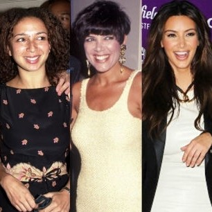 15 Celebrity Mothers and Daughters at the same age