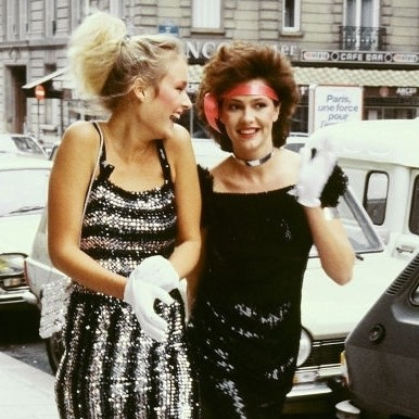 In photos: the best of '80s fashion