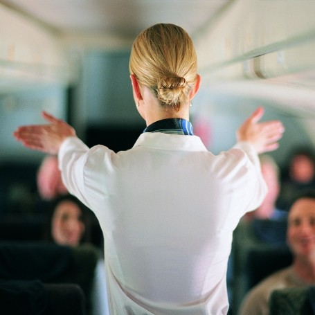 6 surprising things cabin crew secretly look for when you board a flight