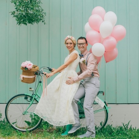 This is the biggest wedding cliché of all time