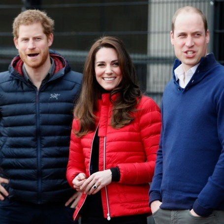 Kate Middleton praises 'brilliant' Prince Harry