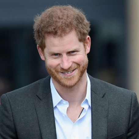 Prince Harry was just asked point blank about Meghan Markle