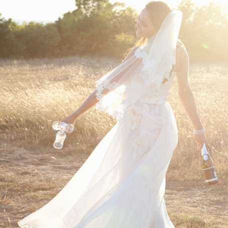 This is the most liked wedding dress on Instagram