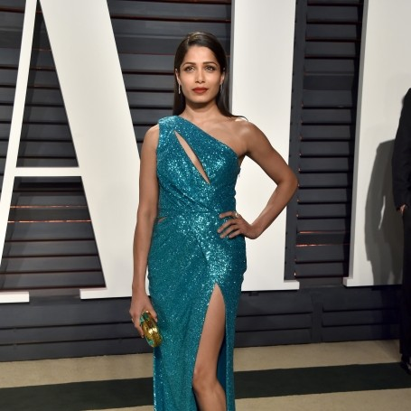 Freida Pinto's best red carpet style