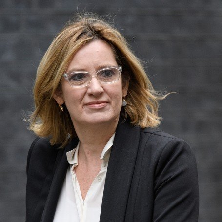 Red talks counter-terrorism with Amber Rudd MP