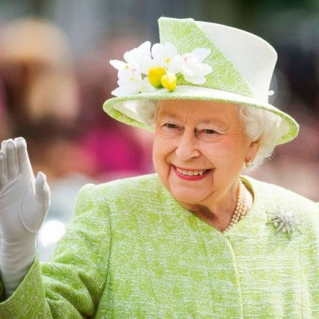 Here's how Buckingham Palace celebrated the Queen's 91st birthday