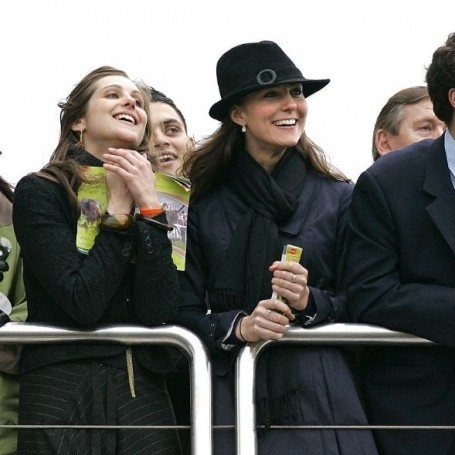 This is why you'll never see Kate Middleton on a horse