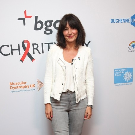 Davina McCall opens up about her battle with addiction